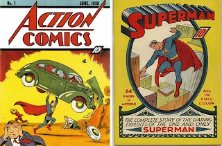 Komik Termahal Di Dunia Action-comics-superman-1