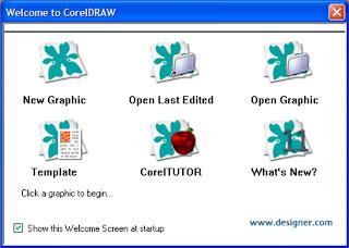 Let's Get Start CorelDraw11