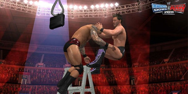 Name: WWE SmackDown vs Raw