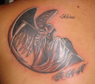 Tattoos de bufon, payasos, muerte, otros