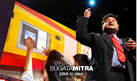 Sugata Mitra's TED Talk How Kids Teach Themselves