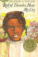 Book cover: Roll of Thunder, Hear My Cry by Mildred Taylor