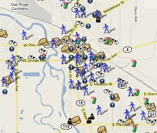 Goshen IN Crime MapProtect Yourself Against Theft