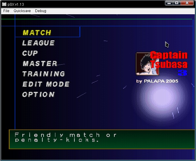 captain tsubasa pc game download