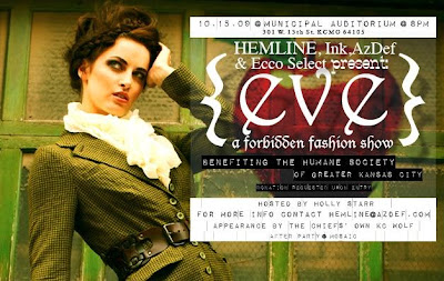 Eve // A Forbidden Fashion Show