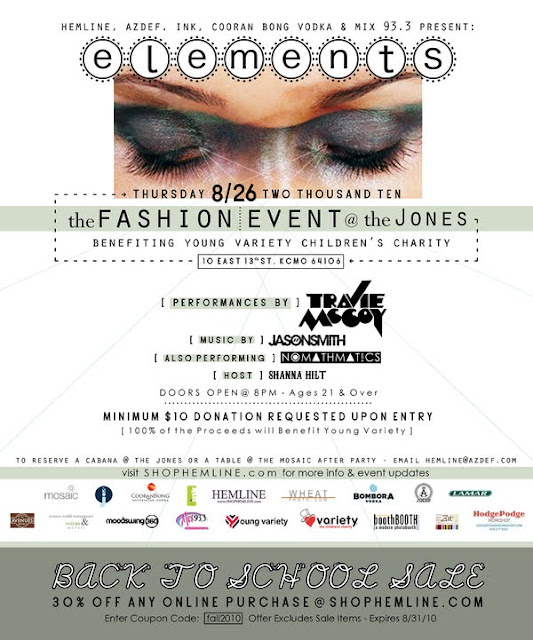 Event // Elements Fashion Show