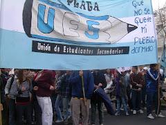 NOCHE DE LOS LÁPICES - MARCHA EN LA PLATA