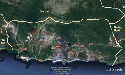 essay about quy nhon city