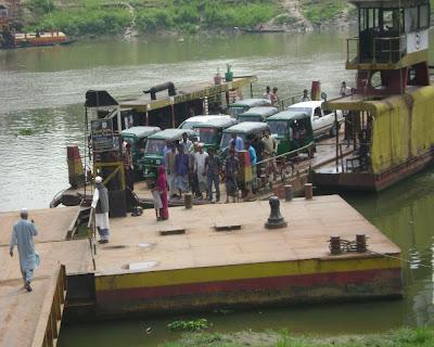 kushiara river feri ghat