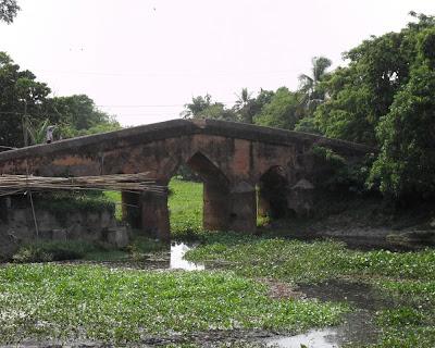 Narayanganj, Ponkhiraj Pool, Panam City Bridge