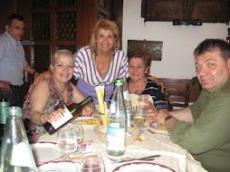 Acr a cena da Giusi il 22052009 con Stefano Scalici e... Anna Funiciello..