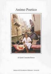 """""""ANIMO POETICO"""".. un bellissimo libro di POESIE!.. di Ketti Concetta BOSCO!"""