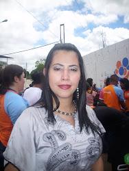 Mensaje de la Primera Dama y Presidenta de la Fundación Social Piar en Upata, Estado Bolívar