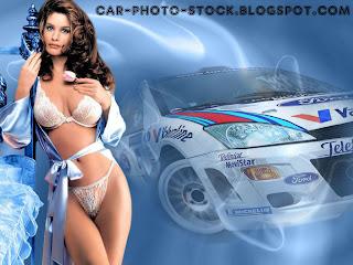Hot car wallpaper