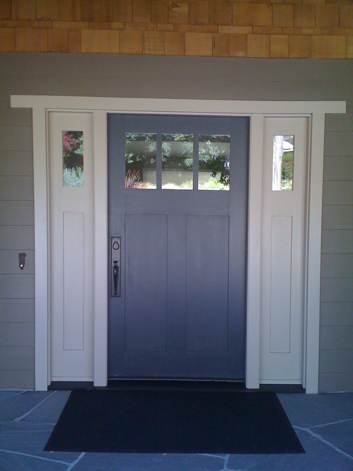 1600 #65482A Build Something!: Craftsman Style Entry pic Metal Entry Doors With Sidelights 39211200