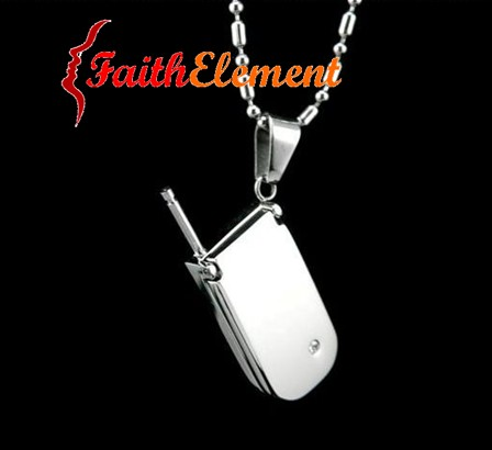 Faith Element - Hypoallergenic 316L Surgical Stainless Steel ...