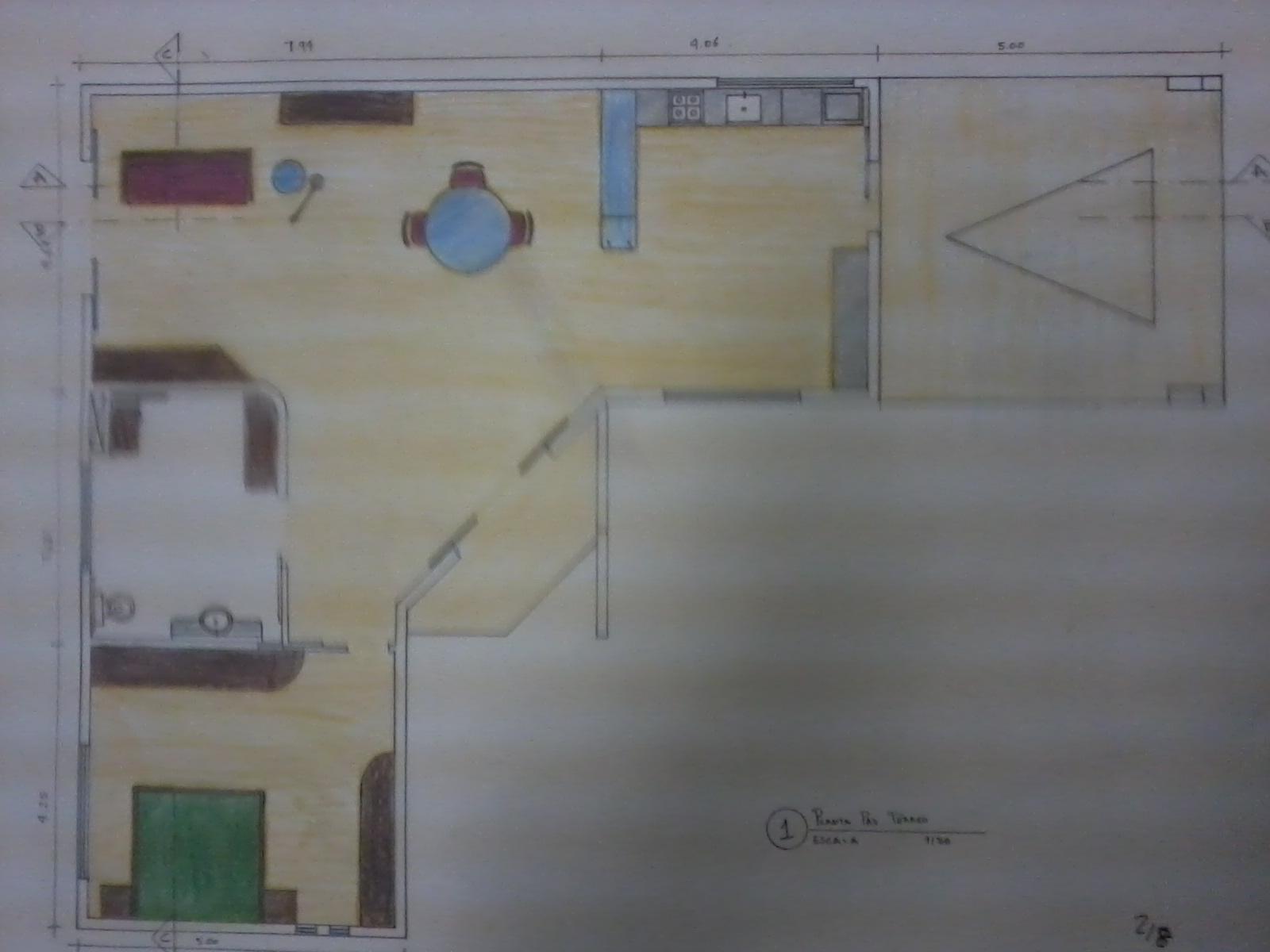 Planta baixa do térreo #59464C 1600x1200 Banheiro Acessivel Planta Baixa