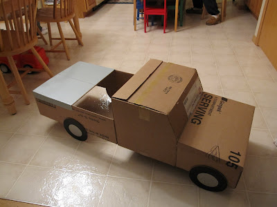 how to make a moving vehicle for school project