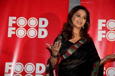 madhuri4 - Madhuri Dixit lifestyle ambassador of Food Food