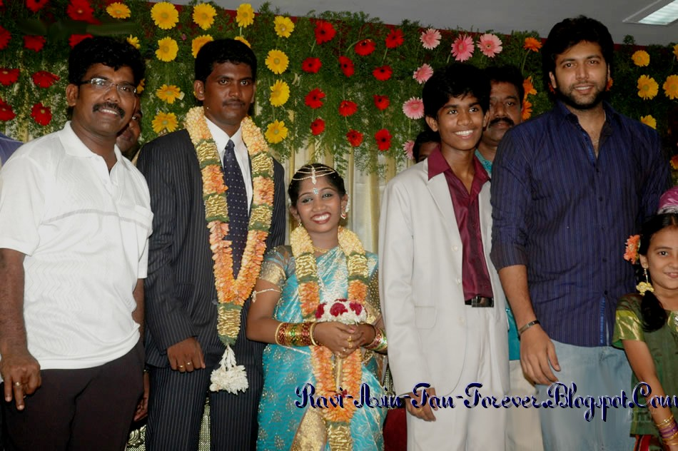 Jeyam Ravi Son