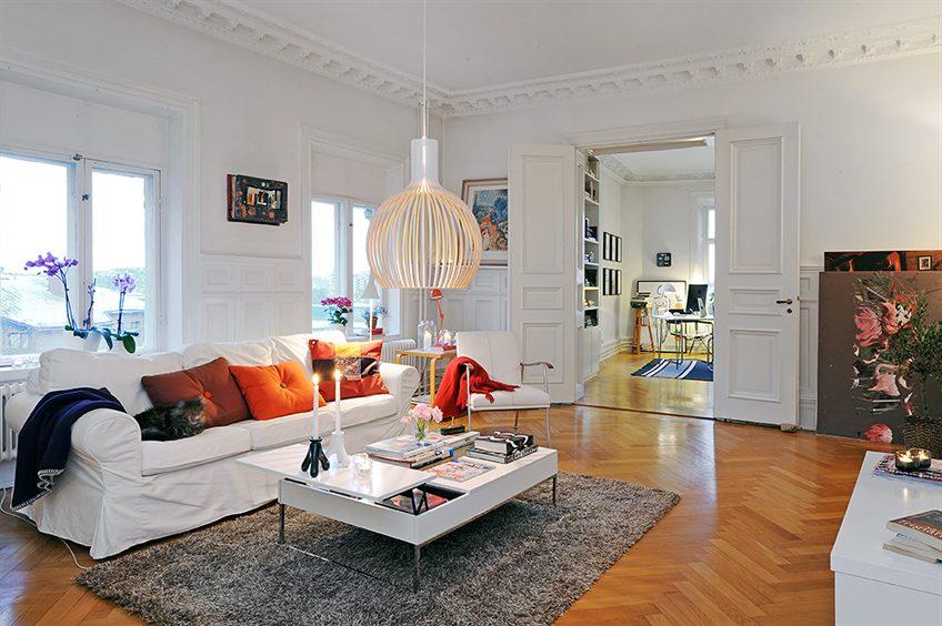 Самые красивые квартиры фото