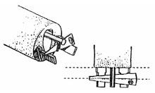 Kiln Sitter Sensing Rod