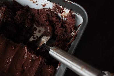 Guiltless Chocolate Cake Coffee Bean Recipe