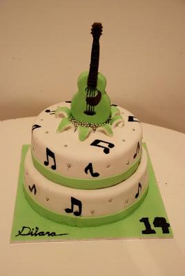 ice tea: sugar high: A musical birthday