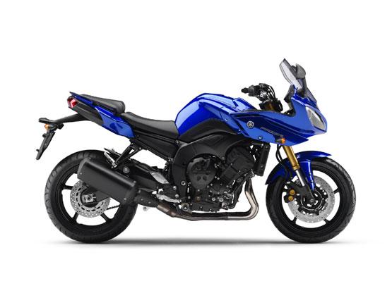 2011 Yamaha Fazer 8 sport bike