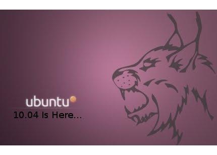 Ubuntu 10.04 ya esta aqui...