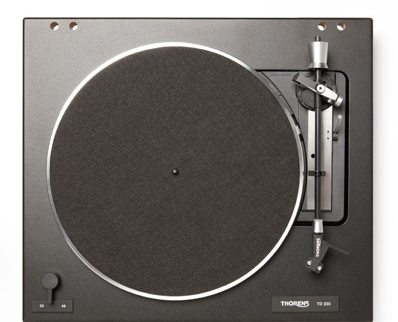 Mono And Stereo High End Audio Magazine Thorens Td 235