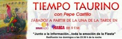 TIEMPO TAURINO SOLO-RADIO MARCA