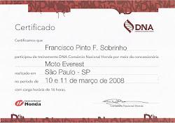 DNA CONSORCIO NACIONAL HONDA