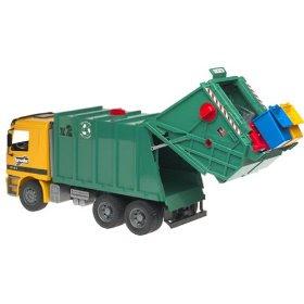 Garbage Truck Videos Bruder Garbage Truck Toys