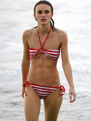 keira knightley fat