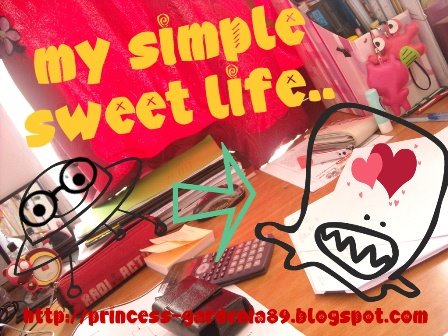 my simple sweet life..