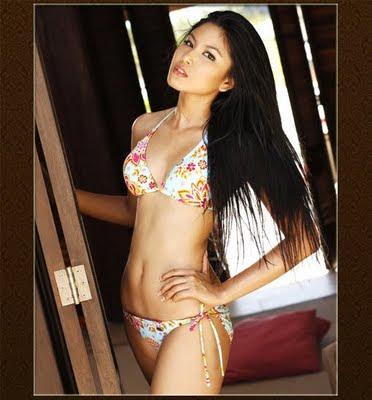 Zivanna Letisha Siregar on the joys of wearing a bikini