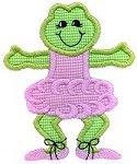 ballet frog