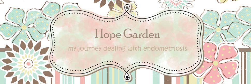 Hope Garden :: My Endometriosis Story