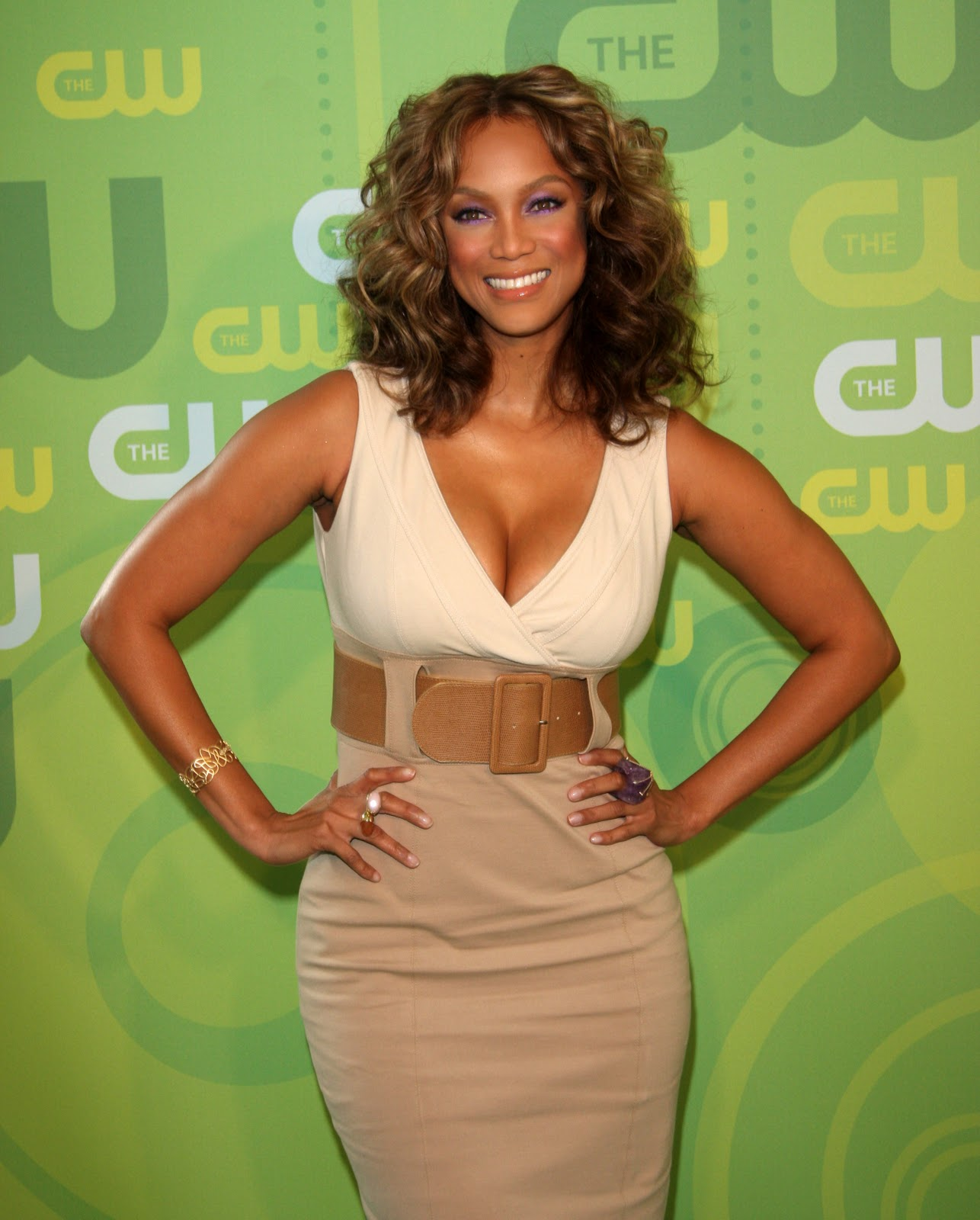 Supermodel Tyra banks: 'Global warming' will prevent women from having 'hourglass' bodies