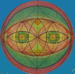 arte   holograma   geometría   fractal   círculo   mandala