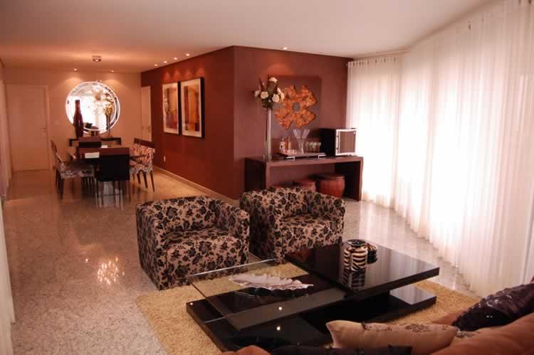decoracao de interiores pequenos ambientes:estes ambientes pode se delimitar visualmente os ambientes utilizando