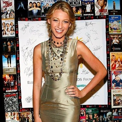 Blake Lively Icons on Design   Obsessed  Style Icon Of The Week  Blake Lively