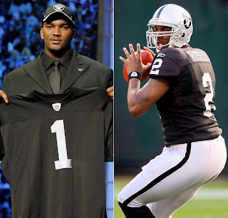 Jamarcus Russell could be Released by Raiders Soon