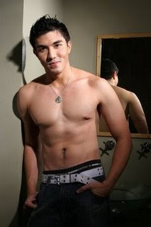 Luis Manzano is a Pinoy Sexy Actor