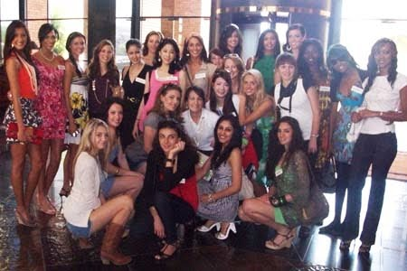 Miss World 2009 Contestants