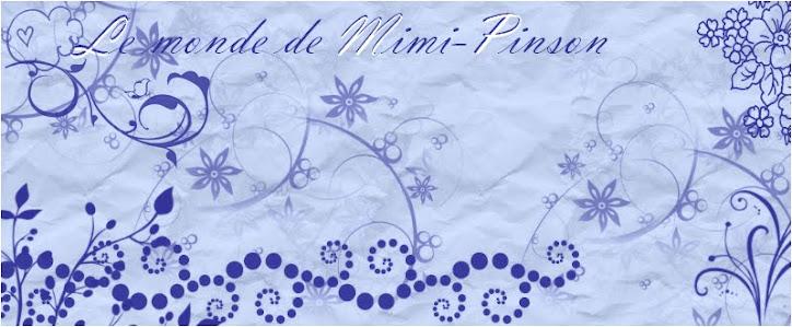 Le Monde de Mimi-Pinson