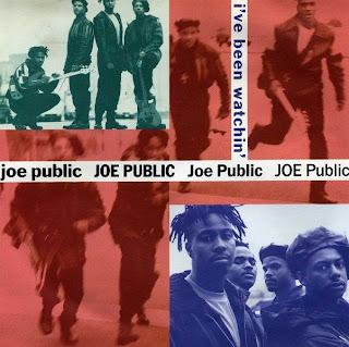 Joe Public - I've Been Watchin' (CDS) (1992)