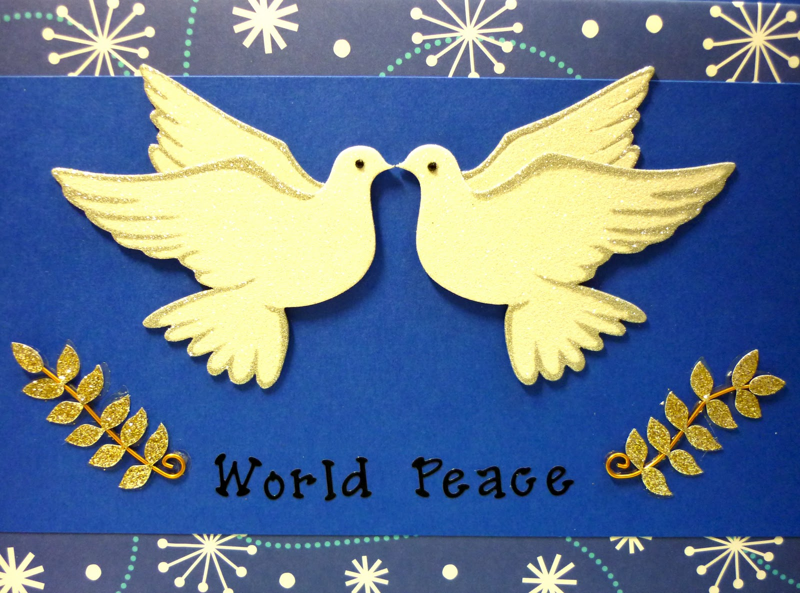 essays on world peace