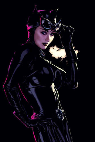 Meet Your New Catwoman Anne